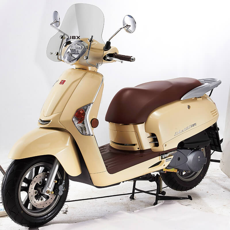 KYMCO LIKE180  WINDSCREEN 5