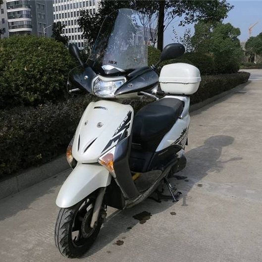 BWM F-750GS windshield