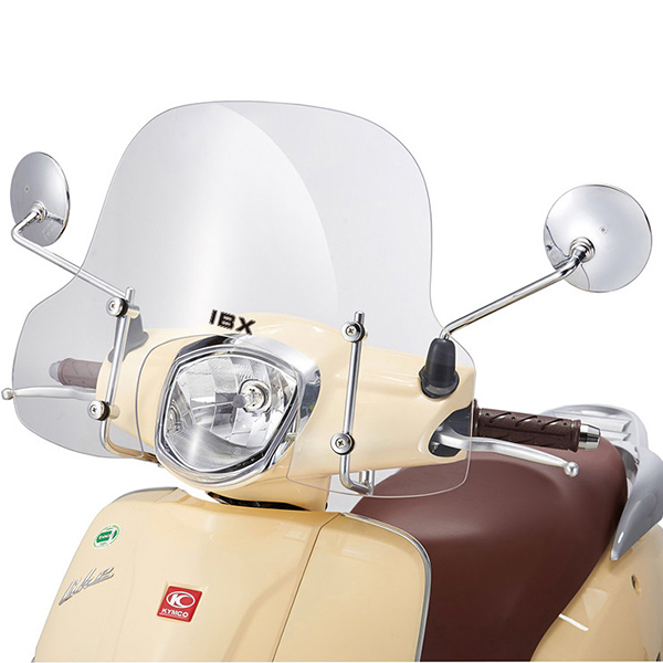KYMCO LIKE180  FLYSCREEN 01